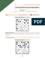 El Método Zugzwang Vol 2 - Plan Entrenamiento (Muestra)