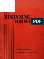 Beginning Norwegian 1952_text