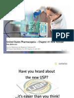 USP Chapter 41 2015