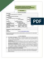 8 Entorno Nacional e Internacional - Ec. Manuel Cedeño Molina - Ceacces