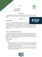 Computación III - 6 INF - Consulta de Malware