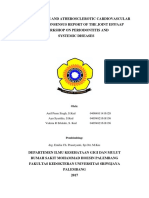 Jurnal Reading Kelompok 1 Periodontitis & ACVD