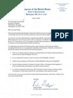 Rep. Gallego letter to Sec. Mattis re