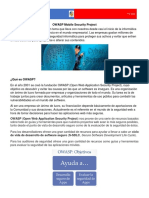 Documento de Owasp