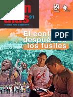 El Conflicto después de los fusiles Proceso de Paz en Colombia