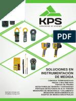 KPS Cat Instrumentación Esp