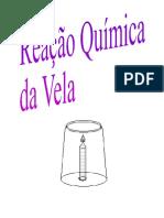 Reação Quimica da Vela