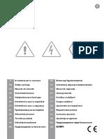 Zenit Submersible Electric Pump ATEX Safety Warning Manual