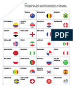 British Liver Trust World Cup Sweepstake