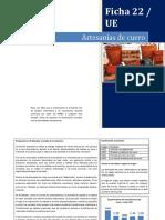 22 Ficha - Artesaniascuero