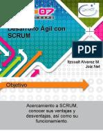 Presentación - Desarrollo Ágil con Scrum.pdf