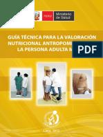 Valoración Nutricional Antropométrica Persona Adulta Mayor (1)