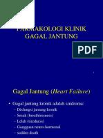 2013 Farmakologi Gagal Jantung