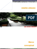 1. Diseño Urbano.conceptos