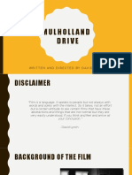 Mulholland Drive (PPT)