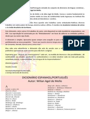 Lavabo Meridian Compacto.Glossario Palavras Espanhol Pdf