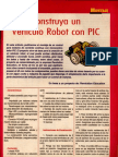Robot Pic proyecto
