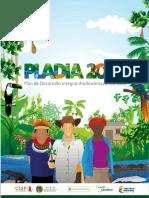 Tomo I. Plan de Desarrollo Integral AndinoAmazónico PLADIA2035