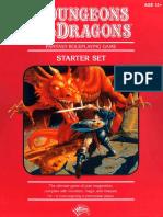 Dungeon & Dragons Starter Set (Red Box)