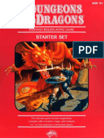 Dungeon & Dragons Starter Set (Red Box)