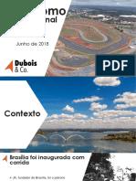 Apresentação do projeto do Autódromo