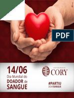 e Book Doação de Sangue