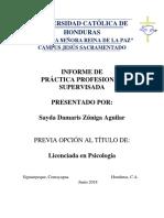 Universidad Católica de Honduras Bueno
