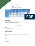 Cálculos Reporte 1