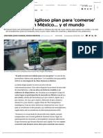 Huawei, y el sigiloso plan para comerse el mercado en México SCJM
