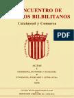 IV Encuentro de Estudios Bilbilitanos