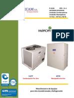 Manual Condensadoras R410A