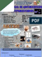 Farmacologia Antimicoticos PPT