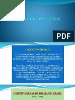 Painel Pastorais