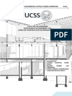 Informe de Albanileria Estructural