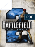Battlefield 2 - Euro Force - Manual - PC