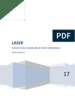 Laser . Aplicatii Ale Laselor in Toate Domeniile
