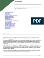 Calendar Contributii Si Declaratii Februarie 2008