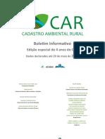Boletim Informativo Edicao Especial 4 Anos Car