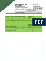 Guía Aprendizaje Diagnosticar La Situación de La Organización