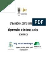 Estimación de Costes en Minería_UPTC 2017