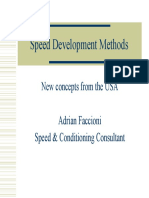USA Speed Presentation 2000