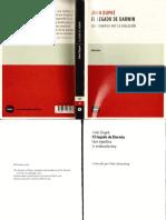 John Dupré-El legado de Darwin_ qué significa la evolución hoy-Katz Editores (2006).pdf