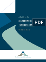 MAC Guide to the Management of Tailings Facilities 2017 0