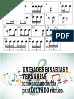 Unidades Binarias y Ternarias