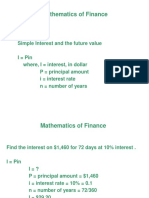 6. Mathematics of Finance.pptx