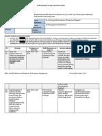 individualized teacher assistance plan