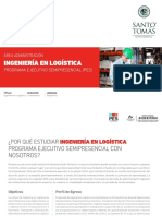 Ingenieria en Logistica PES 2018 09012018