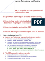 Lecture Ch 7 Science, Technology, Society