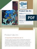 Proiect de an 2018 Janu Mihai