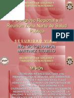 estadistica de los accidentes de transito en Monterrey 2004